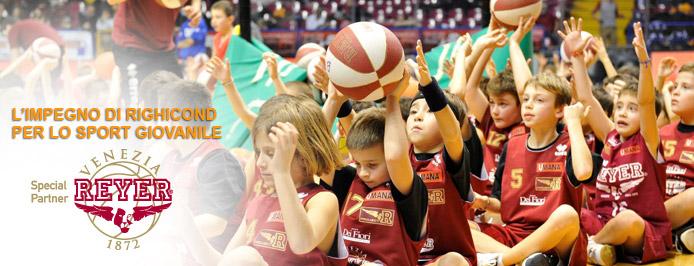 L'impegno di Righicond per lo sport giovanile